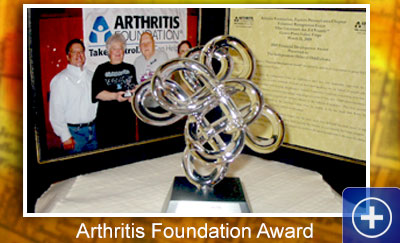 Arthritis Foundation Award