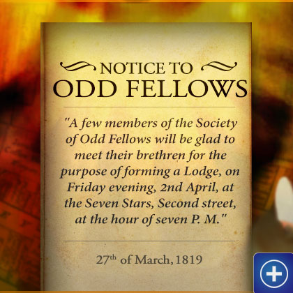 Odd Fellowship