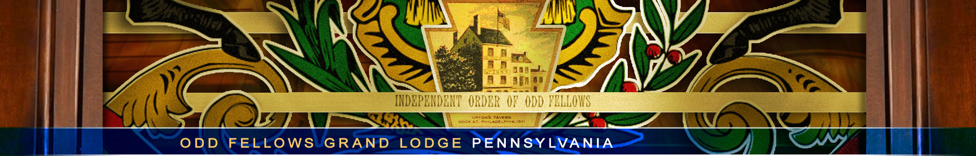 The Pre 1900 History of the odd fellows, PA Grand Lodge.