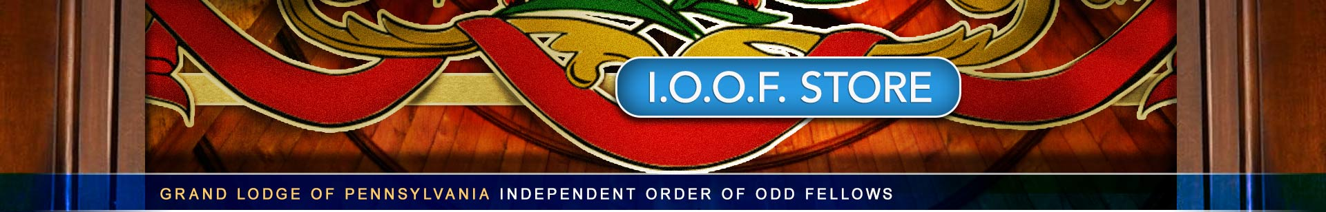 Welcome to the Grand Lodge Of Pennsylvania Independent Order Of Odd Fellows Online Shop!